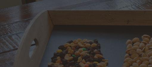 Granola and Veggies